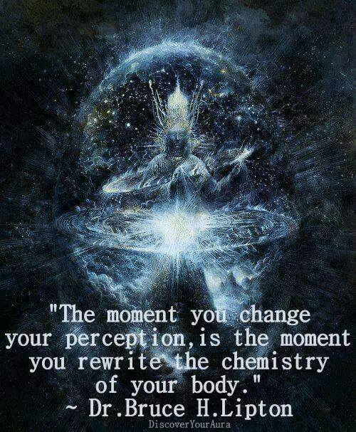 perception and chemistry